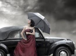The Wet Umbrella